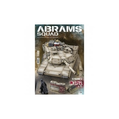 [PRE-ORDER] Abrams Squad 24 ENGLISH
