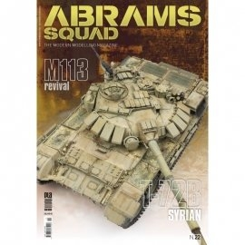 Abrams Squad 22 ENGLISH