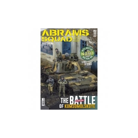 Abrams Squad 19 CASTELLANO