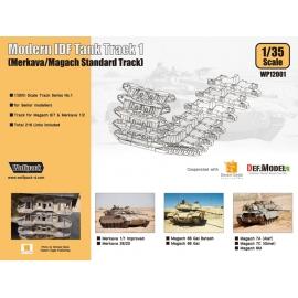 Modern IDF Tank Track 1 - Merkava/Magach Standard Track