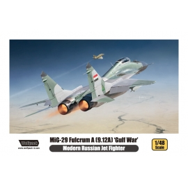 MiG-29 Fulcrum A (9.12A) 'Gulf War (Premium Edition Kit) 1/48