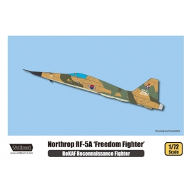 RF-5A Freedom Fighter (Premium Edition Kit) 1/72