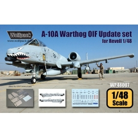 A-10A Warthog OIF Update set (for Revell 1/48)