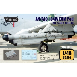 AN/ALQ-184(V) ECM Pod set (for A-10/F-4G)