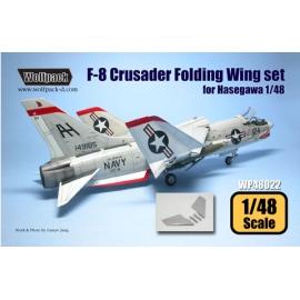 F-8 Crusader Folding Wing set (for Hasegawa 1/48)