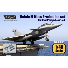 Dassault Rafale M Mass Product Update set (for Revell 1/48)