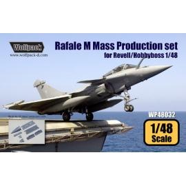Dassault Rafale M Mass Product Update set (for Revell 1/48)