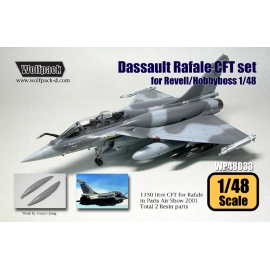 Dassault Rafale B CFT set (for Revell 1/48)