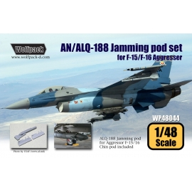 AN/ALQ-188 Jamming Pod (for 1/48 F-15/F-16)