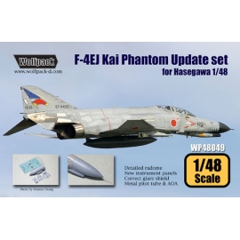 F-4EJ Kai Phantom II JASDF Update set (for Hasegawa 1/48)
