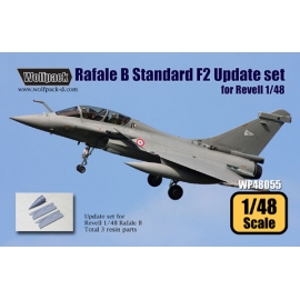 Dassault Rafale B Standard F2 Update set (for Revell 1/48)
