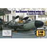 DH Sea Venom Folding wing set (for Classic Airframes 1/48)