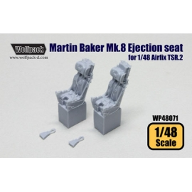 Martin Baker Mk.8 Ejection seats for TSR.2