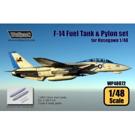 F-14 Tomcat Fuel Tank & Pylon set