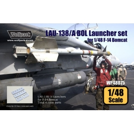 LAU-138/A BOL Launcher for F-14