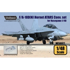 F/A-18D(N) Hornet ATARS Conversion set (for Hasegawa 1/48)