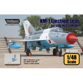 KM-1 Ejection seat for MiG-21/23/25/27