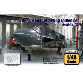 DH Sea Vixen FAW.2 Folding wing set (for Airfix 1/48)