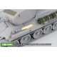 1/35 T-34/85 Ver. 112 Factory Detail up set for ACADEMY
