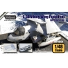 S-3 Viking Wing Folded set (for Italeri 1/48)