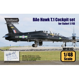 BAe Hawk T.1 Cockpit set (for Italeri 1/48)