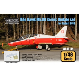 BAe Hawk Mk.60 Series Update set (for Italeri 1/48)