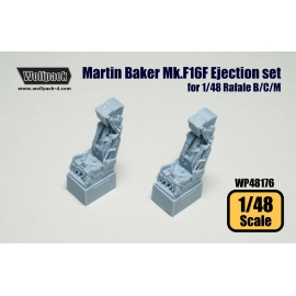 Martin Baker Mk.F16F Ejection seats for Rafale B/C/M (2 pcs)