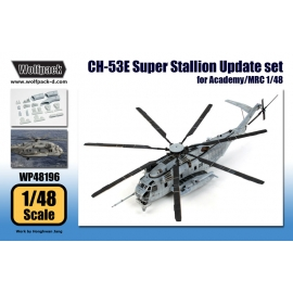 CH-53E Super Stallion Update set (for Academy/MRC 1/48)