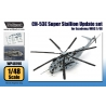 CH-53E Super Stallion Update set (for Academy/MRC 1/48)