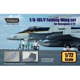 F/A-18E/F Folding Wing set (for Hasegawa 1/72)