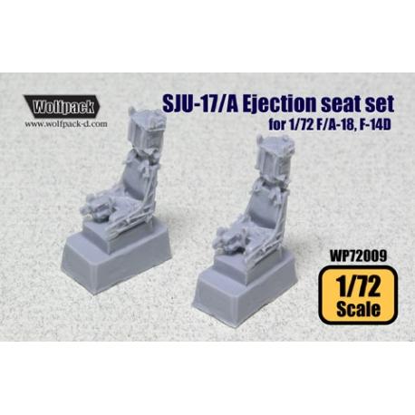 SJU-17/A Ejection seat set (2 pcs) 1/72