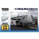 S-3 Viking Wing Folded set (for Hasegawa 1/72)