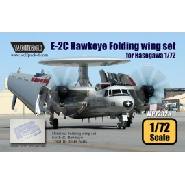 E-2C Hawkeye Folding wing set (for Hasegawa 1/72)