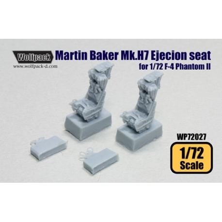 Martin Baker Mk.H7 Ejection seat set for F-4