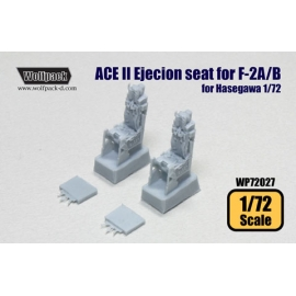 Ace II Ejection seats for Mitsubishi F-2A/B