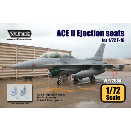 Ace II Ejection seats for F-16 (2 pcs)