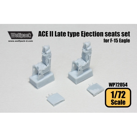 ACE II Late type Ejection seats for F-15 Eagle (2 PCS)