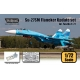 Su-27SM Flanker Mod.1 Update set (for Zvezda 1/72)