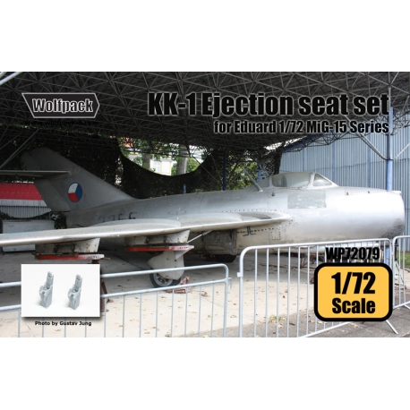 KK-1 Ejection seat set (for Eduard 1/72)