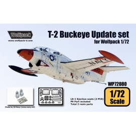 T-2 Buckeye Update set (for Wolfpack 1/72)