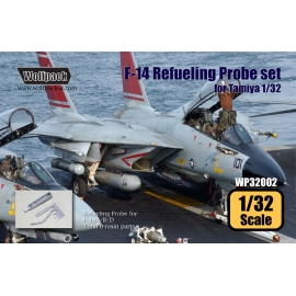 F-14 Tomcat Refueling Probe set (for Tamiya 1/32)