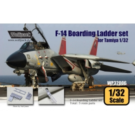 F-14 Tomcat Boarding Ladder set (for Tamiya 1/32)