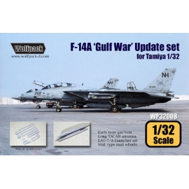 F-14A 'Gulf War' Update set (for Tamiya 1/32)