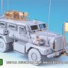 1/35 U.S. COUGAR 6×6 MRAP Vehicle Detail up set for Meng