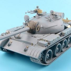 1/35 T-54B Russian Medium Tank Late Typ Detail-up Set