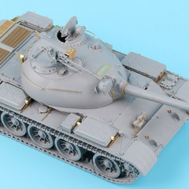 1/35 T-54B Soviet Middle Tank Early Production Detail-up Set