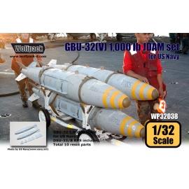 GBU-32(V) 1,000 lb JDAM for US Navy