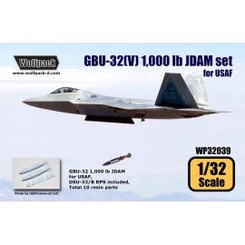 GBU-32(V) 1,000 lb JDAM for USAF