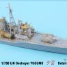 1/700 IJN Destroyer Yugumo Detail-up Set