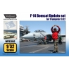 F-14 Bomcat Update set (for Trumpeter 1/32)